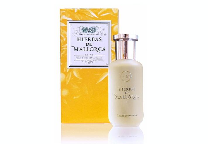 El Agua de Colonia Fresca de Hierbas de Mallorca Perfumes